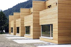 Holzbau Gesundes Haus